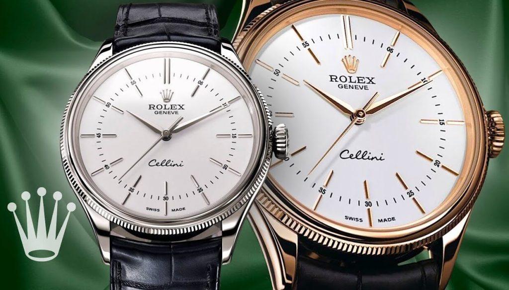 Rolex replica Dress Watches-Cellini