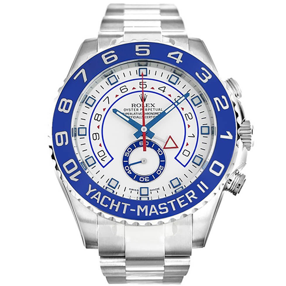 Automatic Replica Rolex Yacht-Master 116680 White