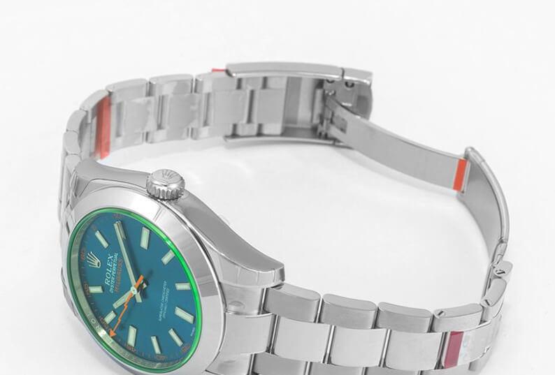 Blue Rolex Replica Milgauss 116400G