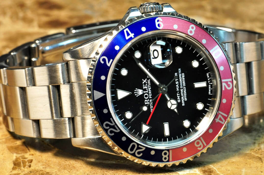 Know about Replica Rolex GMT-Master Automatic 16700 Black
