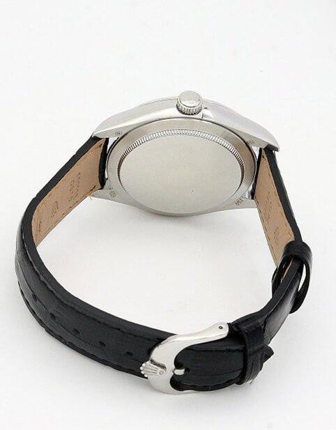 Black Replica Rolex Cellini 4233 25MM bracelet
