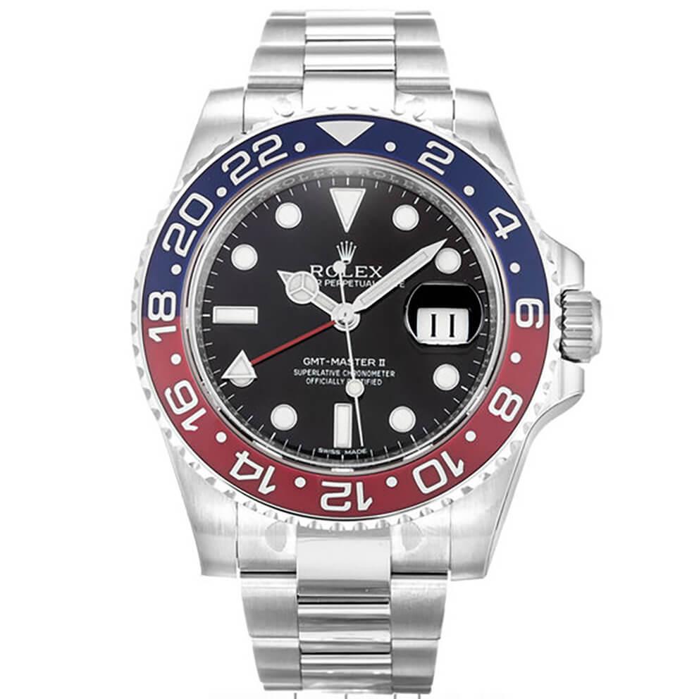 Replica Rolex Black GMT Master II 116719 40MM