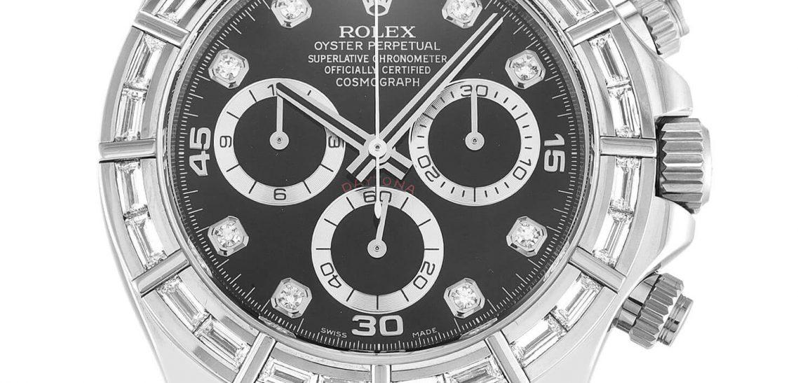 Perfect Rolex Replica Daytona Cosmograph 116589BR 40mm Black Dial