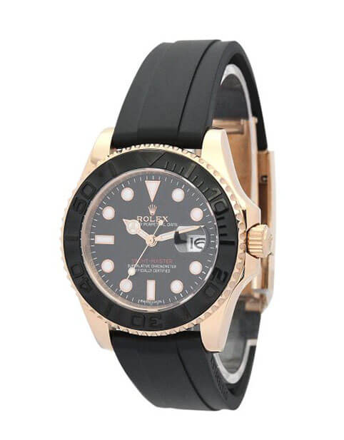 Replica Rolex Yacht-Master 169622 35mm Black Dial