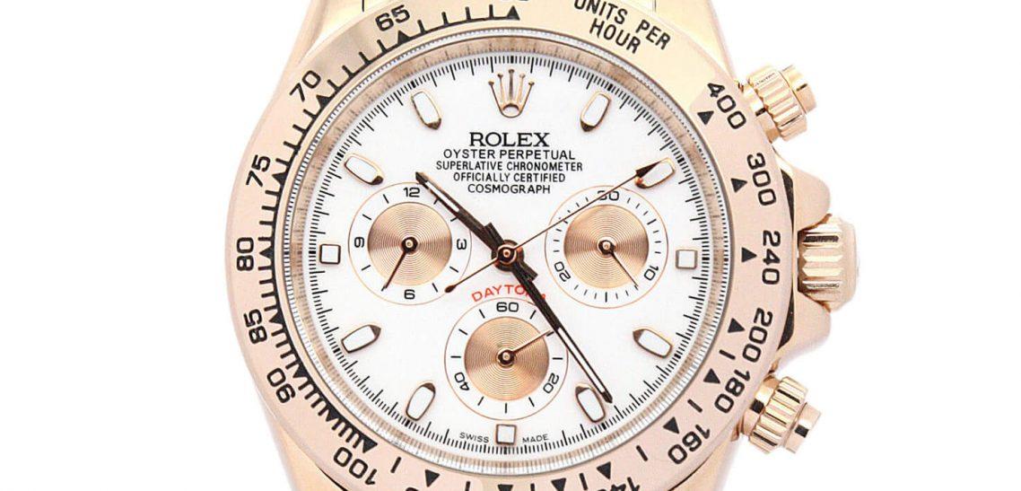 Replica Rolex Cosmograph Daytona 116505 40mm Ivory Dial