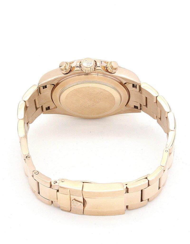 Rolex Replica Cosmograph Daytona 116505 40mm Ivory Dial-bracelet