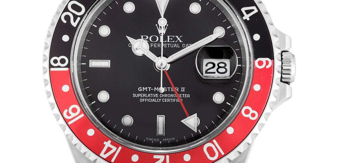 Replica Rolex GMT Master II 16710 40MM Black Dial