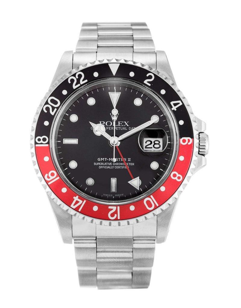 Rolex Replica GMT Master II 16710 40MM Black Dial