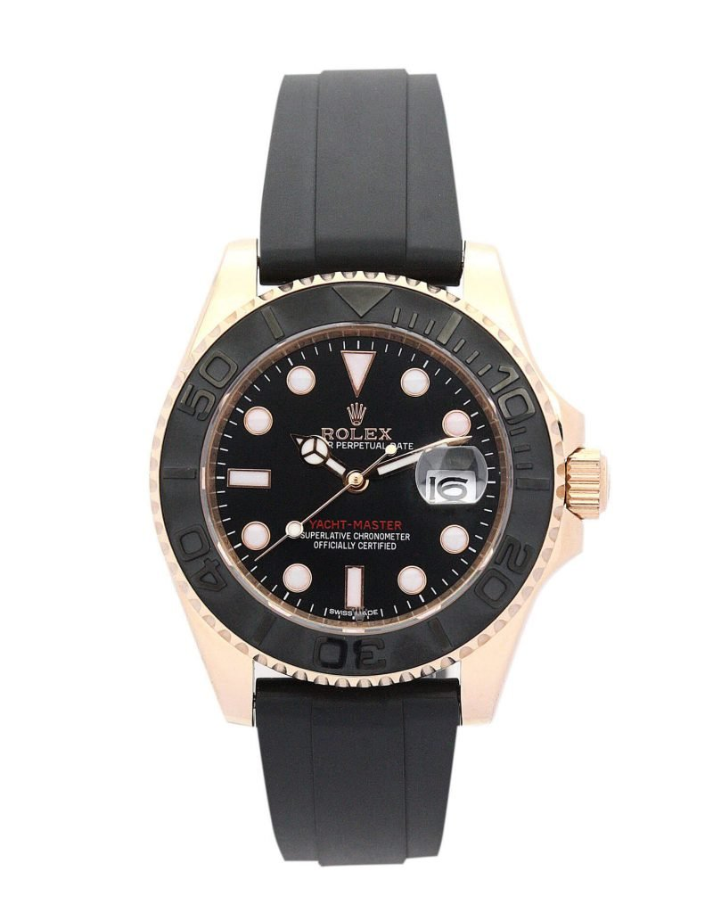 Rolex Replica Yacht-Master 169622 35mm Black Dial