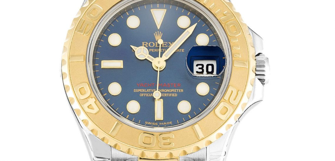 Rolex Replica Watch Yacht-Master 169623 Blue Dial