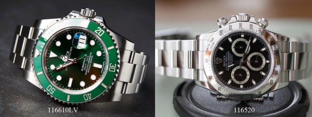 Top ten best-selling replica Rolex watches