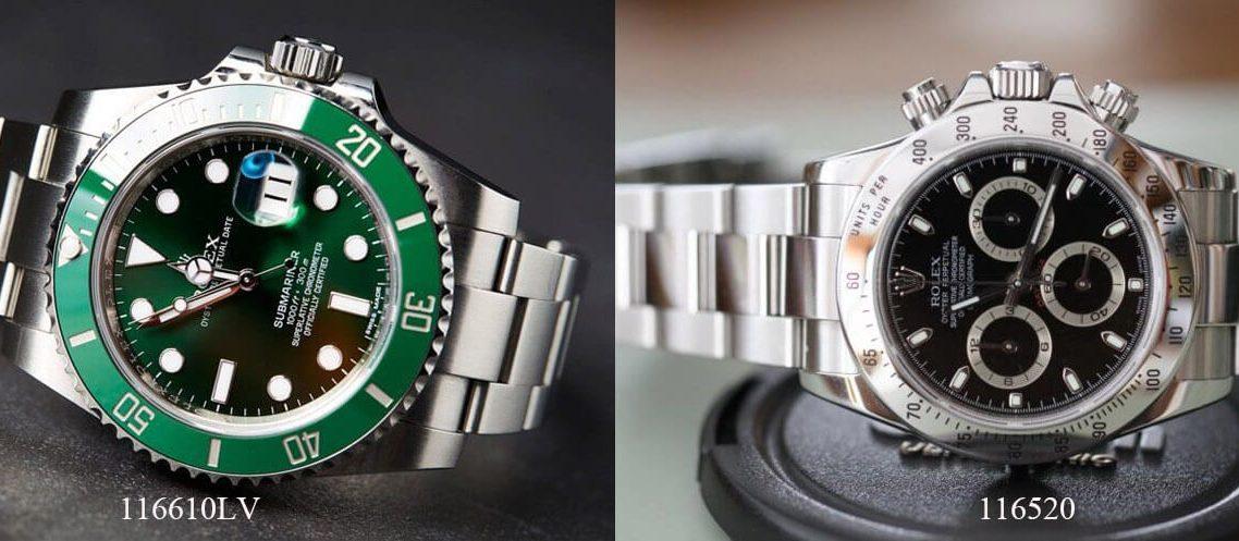Top Ten Replica Rolex Best-selling watches (Part One)