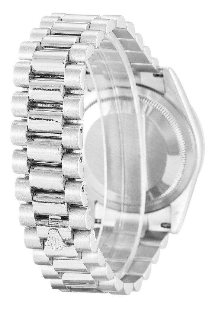 Beautiful Rolex Replica DayDate 118346 Blue Dial