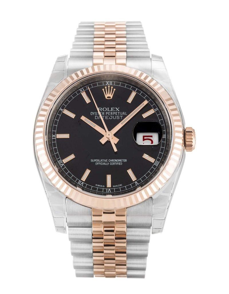 Replica Rolex Datejust 116231 Baton