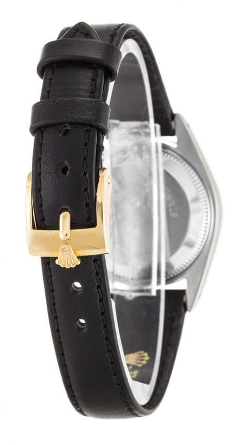 Replica Rolex Lady-Datejust 69173 26mm White Dial