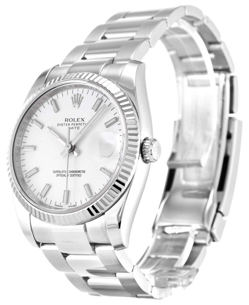 Replica Rolex Oyster Perpetual Date 115234