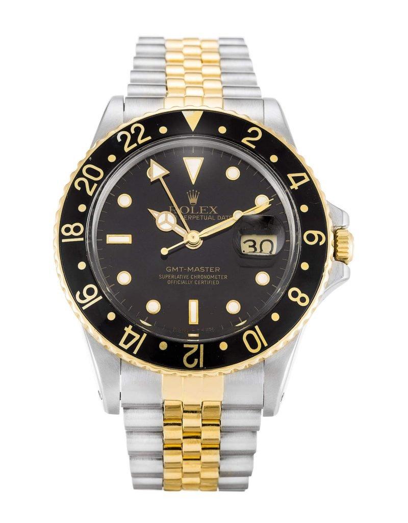 Replica Watch Rolex GMT Master 16753
