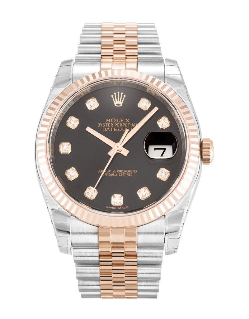 Rolex Replica Datejust 116231 Diamond