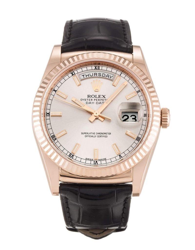 Rolex Replica Day-Date 118135