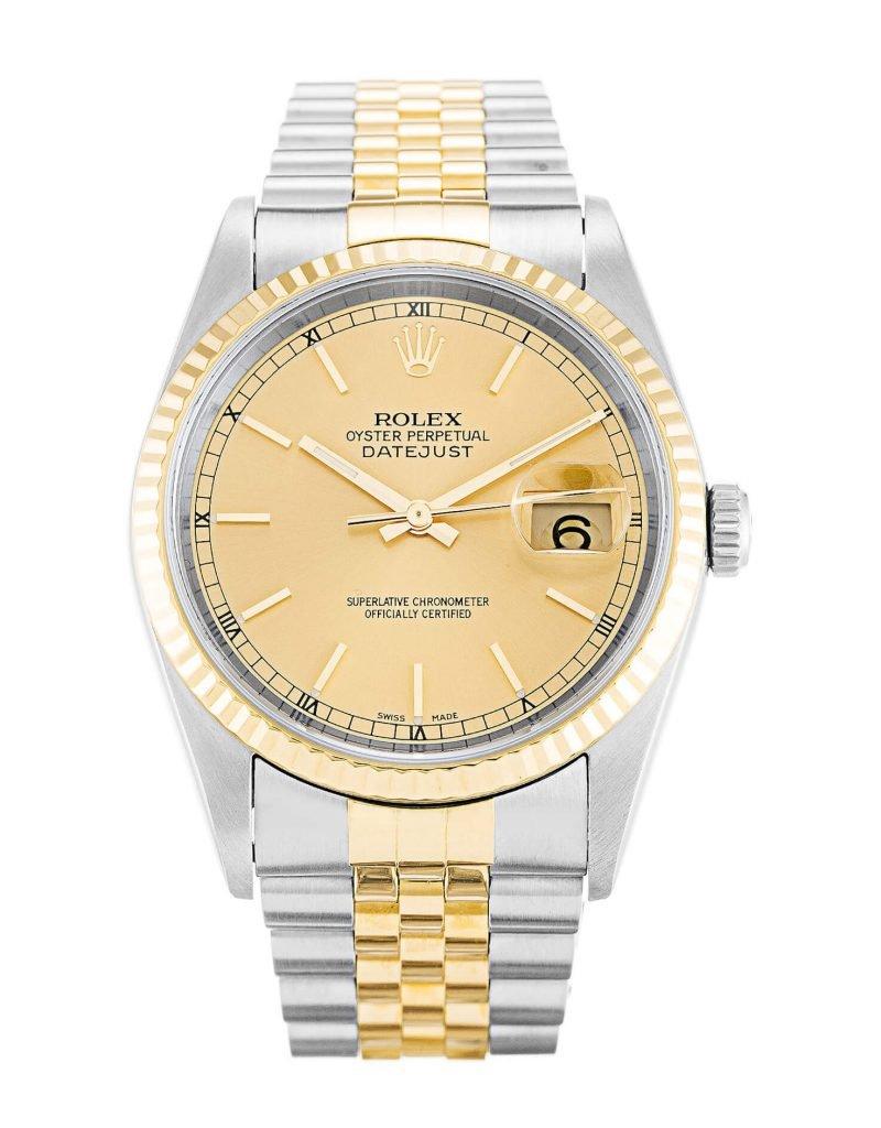 Fake Rolex Datejust 16233