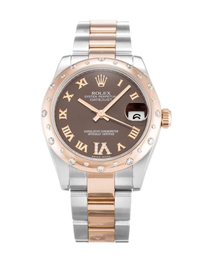 Fake Rolex Ladies-Datejust 178341