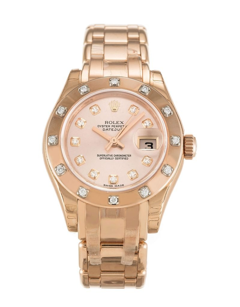 Fake Rolex Pearlmaster 80315