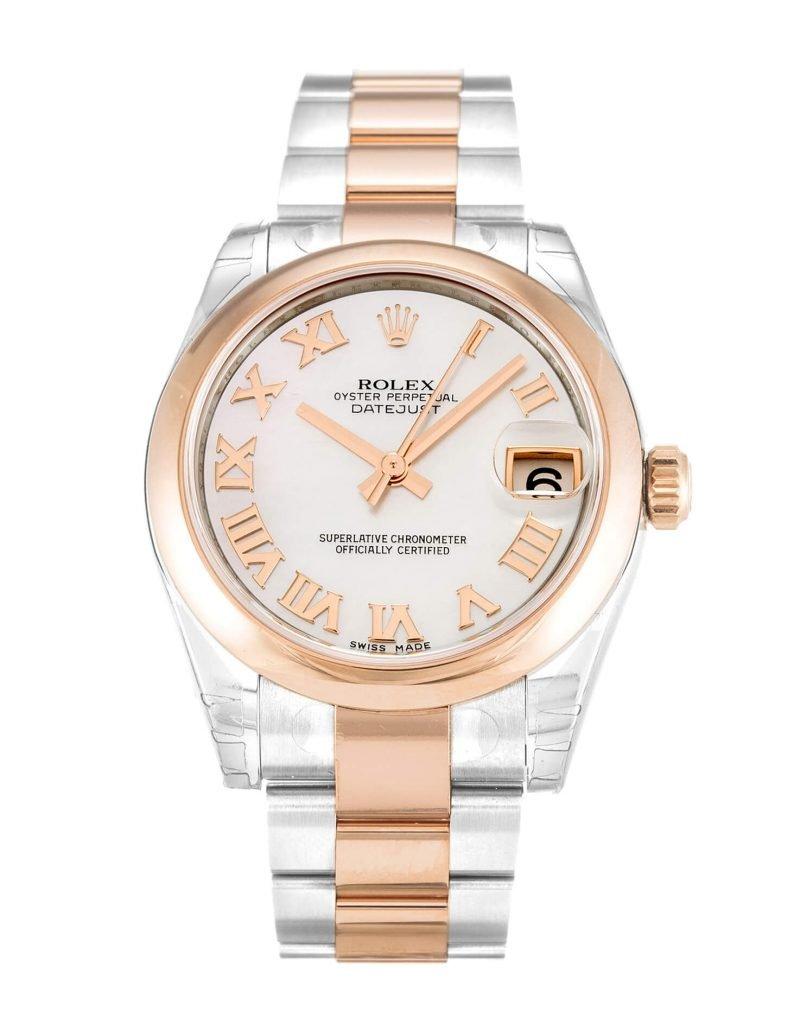 Replica Rolex Datejust 178241 White Dial