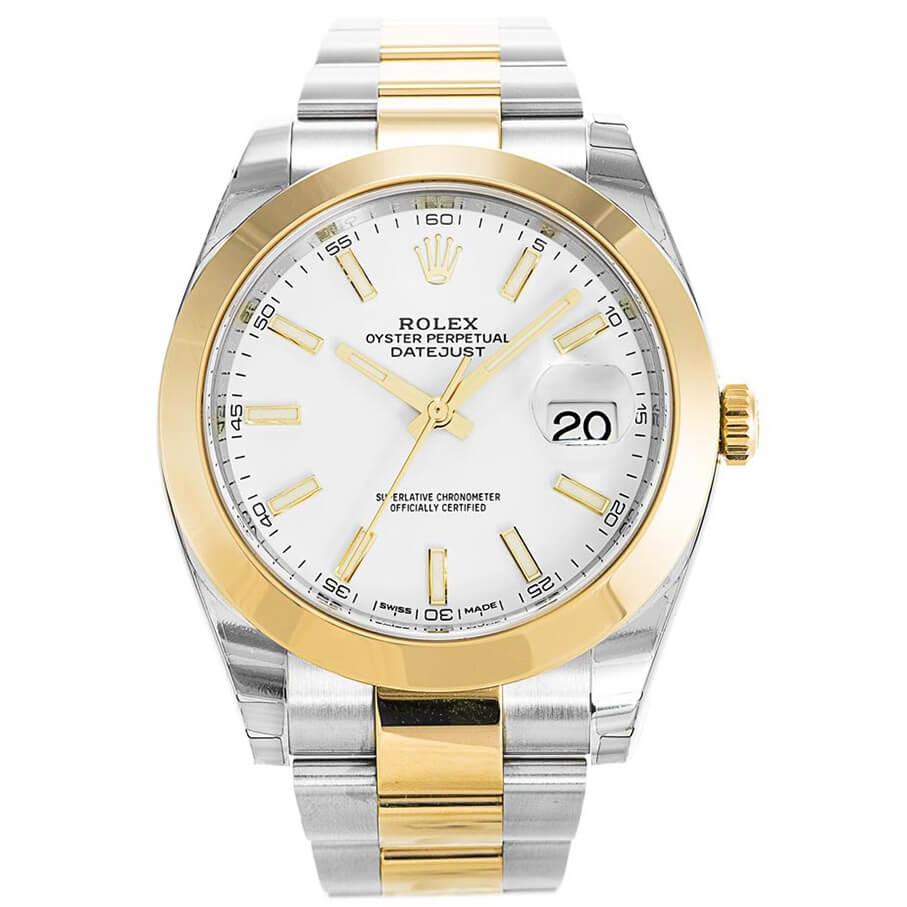 Replica Rolex Datejust II Gold 126303