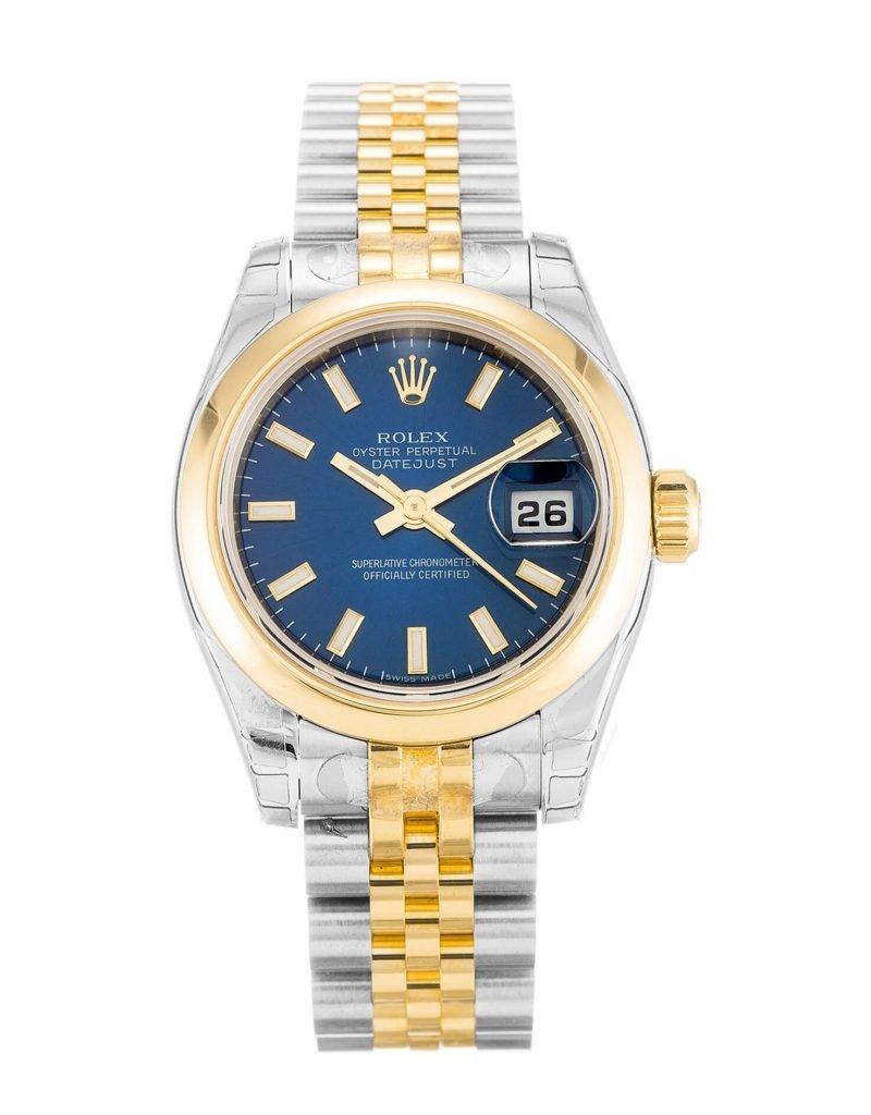 Replica Rolex Ladies-Datejust 179163