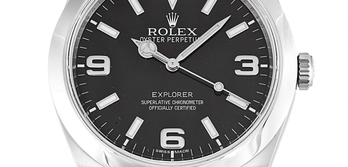 Rolex Replica Explorer Swiss Watches