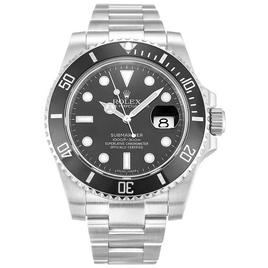 Three Rolex Submariner Replica Watches Review