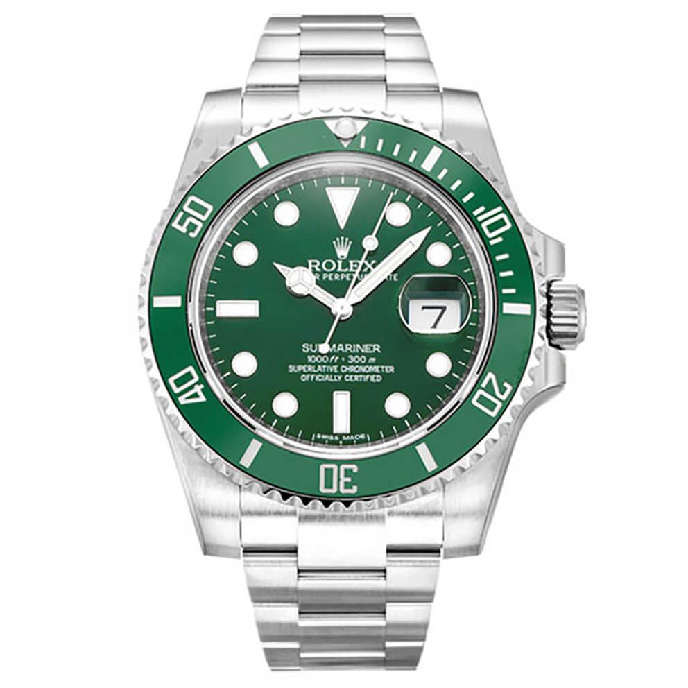 Rolex Replica Submariner Hulk Watch Review