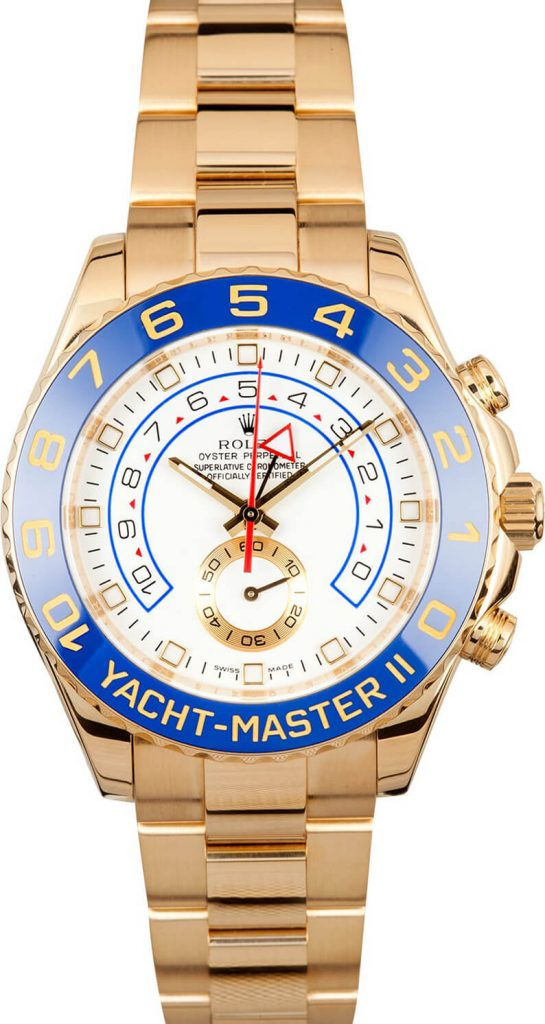 Rolex Replica Yacht-Master Gold 116688